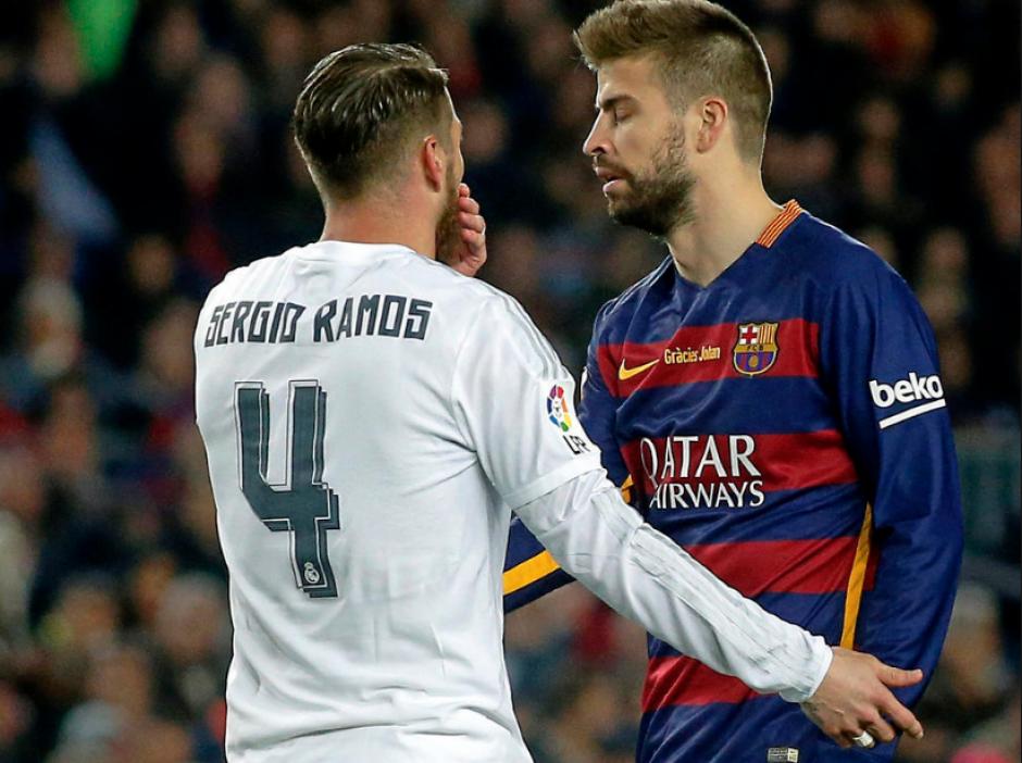 El defensa está constantemente provocando al Real Madrid. (Foto: As.com)