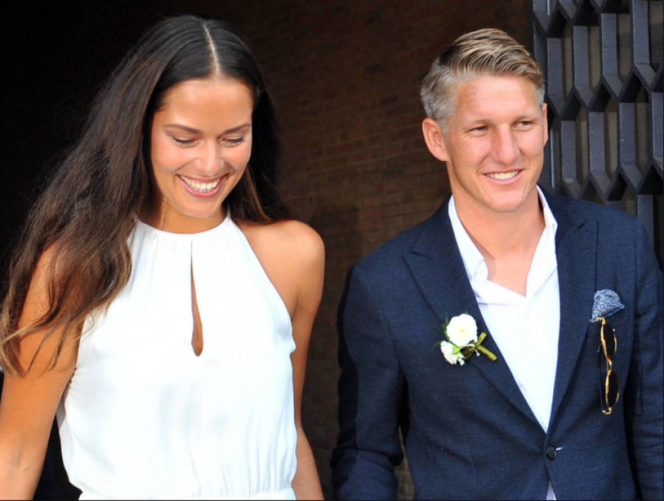 Actualmente está casado con la tenista Ana Ivanovic...¿se irán juntos a los EEUU?. (Foto: The Sun)