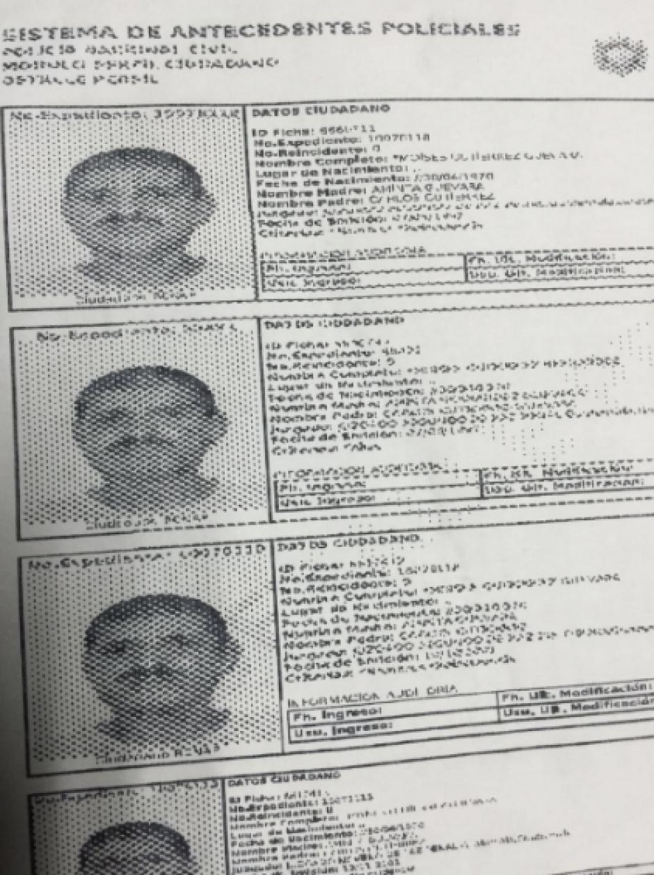 Gutiérrez Guevara cuenta con 11 antecedentes policiacos, entre ellos, uno por agresión sexual. (Foto: Twitter/@DanielTzoc_eu)