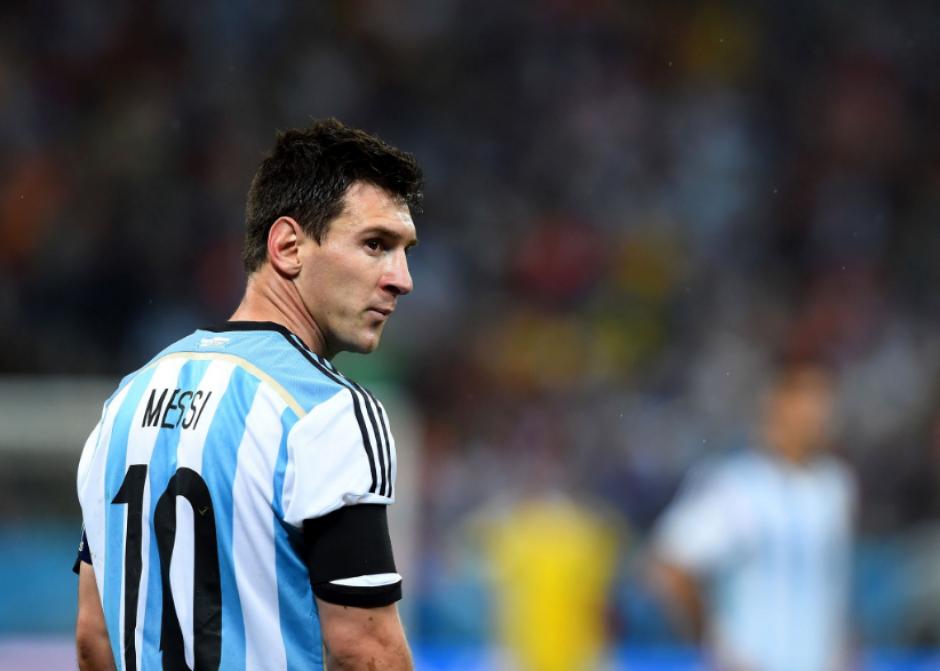Leo jugará ante Uruguay y Venezuela en septiembre. (Foto: tn.ar)