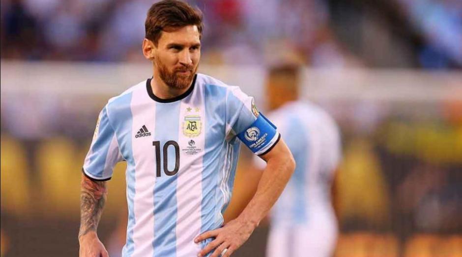El capitán de Argentina anunció el 12 de agosto que seguiría en la selección. (Foto: Perú21.pe)
