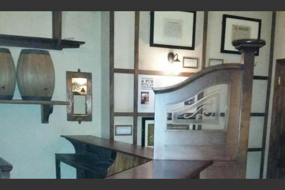 Captan el fantasma de una niña en un museo de Escocia. (Foto: express)