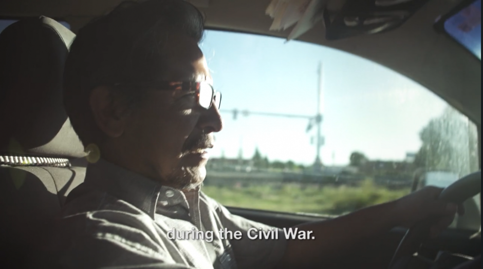 Los protagonistas esperan regresar algún día a la tierra que los vio nacer. (Captura Vimeo)