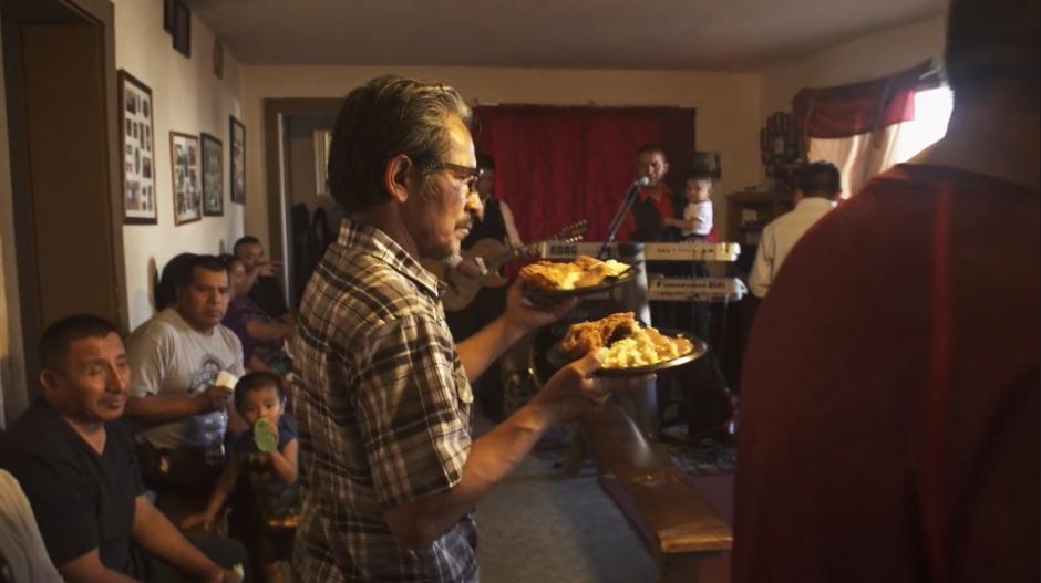 Compartir con la comunidad los ha hecho mantenerse fuertes a pesar de la distancia. (Captura Vimeo)