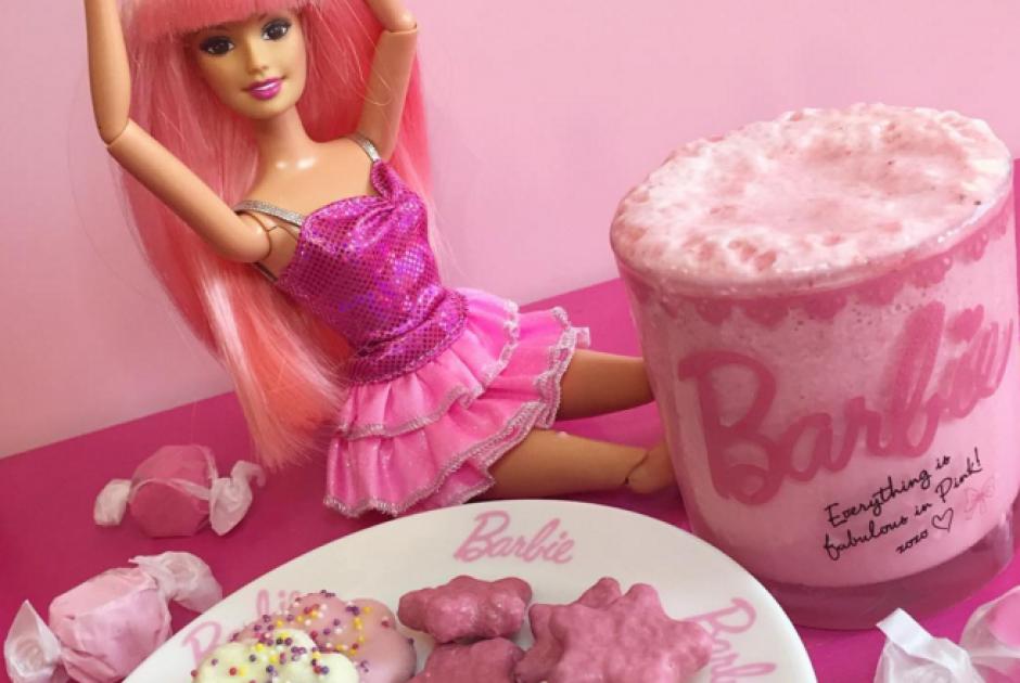 Barbie ha sido la inspiración para la vida de Azusa Sakamoto. (Foto: Instagram)