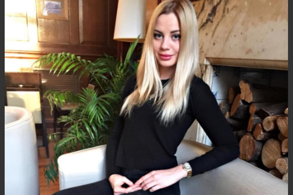 Julia Stajiva parece no tener la vida que presume en Instagram. (Foto: Instagram Julia Stajiva)