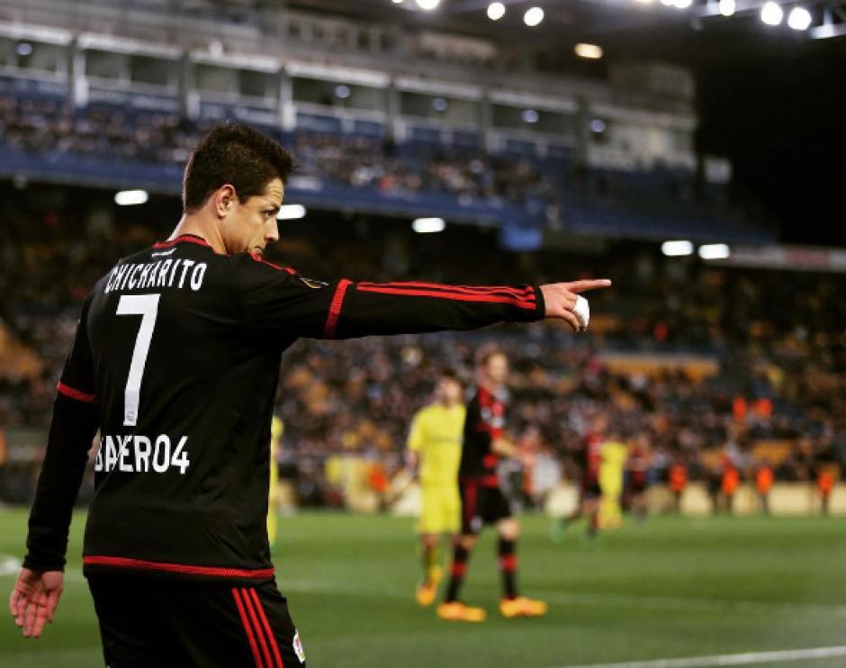 """El futbolista Javier Hernández """"Chicharito"""" sufrió una fractura en la mano derecha. (Foto: Javier """"Chicharito"""" Hernández/Instagram)"""