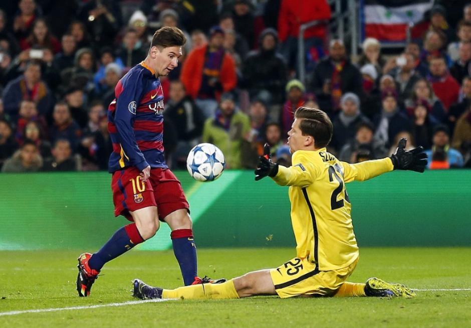 El gol de Messi a la Roma ganó el premio al mejor de la Champions. (Foto: espnfc.com)