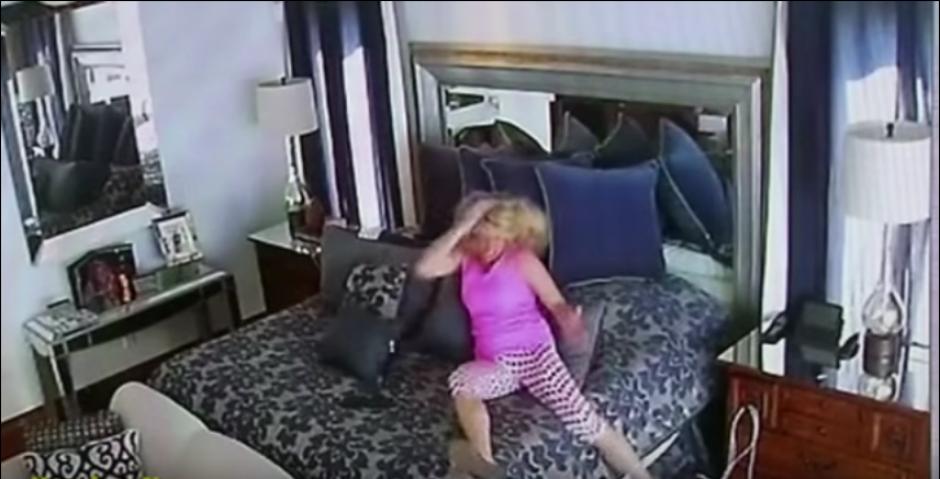 Este video fue presentado por su exnovio como evidencia en el caso. (Foto: Captura de Pantalla/Youtube)