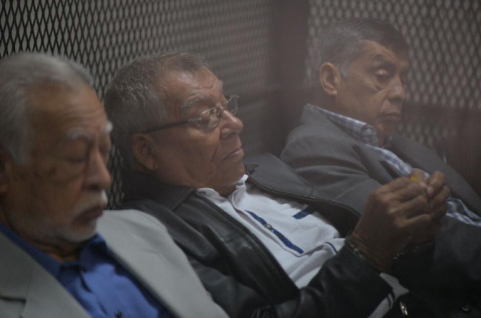 Con el caso Molina Theissen, Lucas García suma dos procesos judiciales por hechos ocurridos en los años 80. (Foto: Wilder López/Soy502)