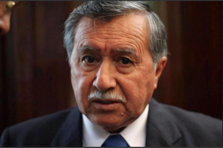 En las próximas semanas la jueza pesquisidora deberá conocer el expediente sobre el antejuicio contra Edgar Ovalle. (Foto: Archivo/Soy502)