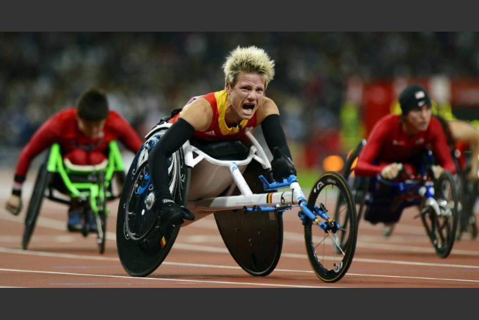 La atleta de 37 años ya tiene los papeles para la eutanasia. (Foto: CabroWorld.com)
