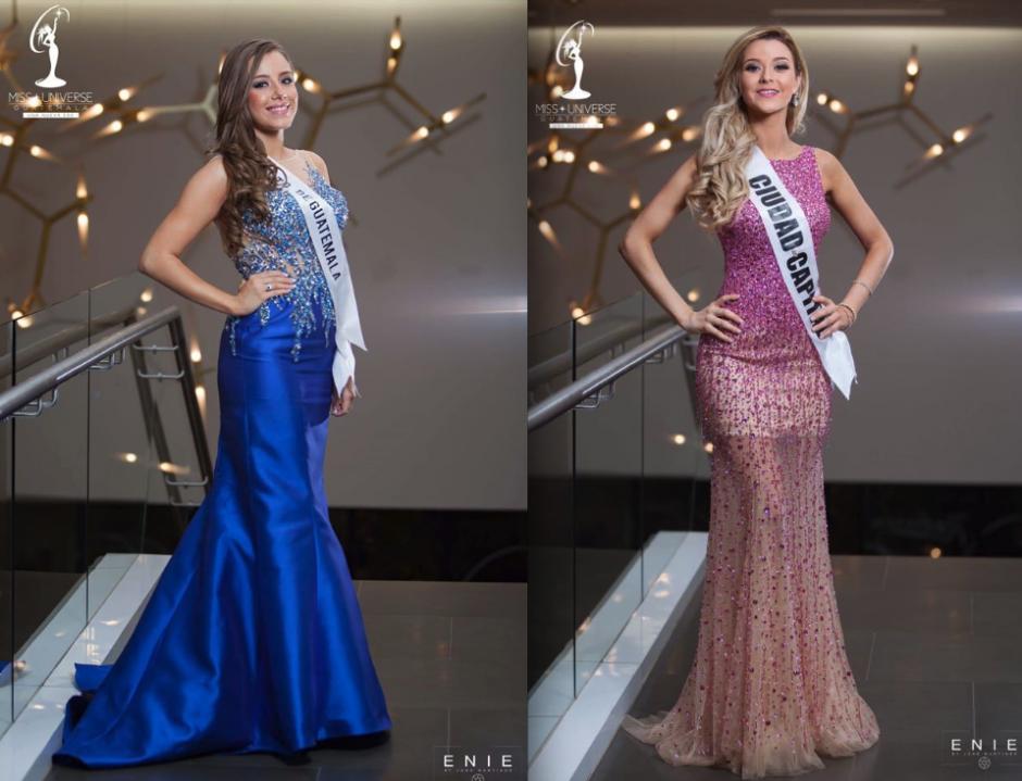Dos candidatas del certamen Miss Universo Guatemala están generando polémica. (Foto: JM Enie)