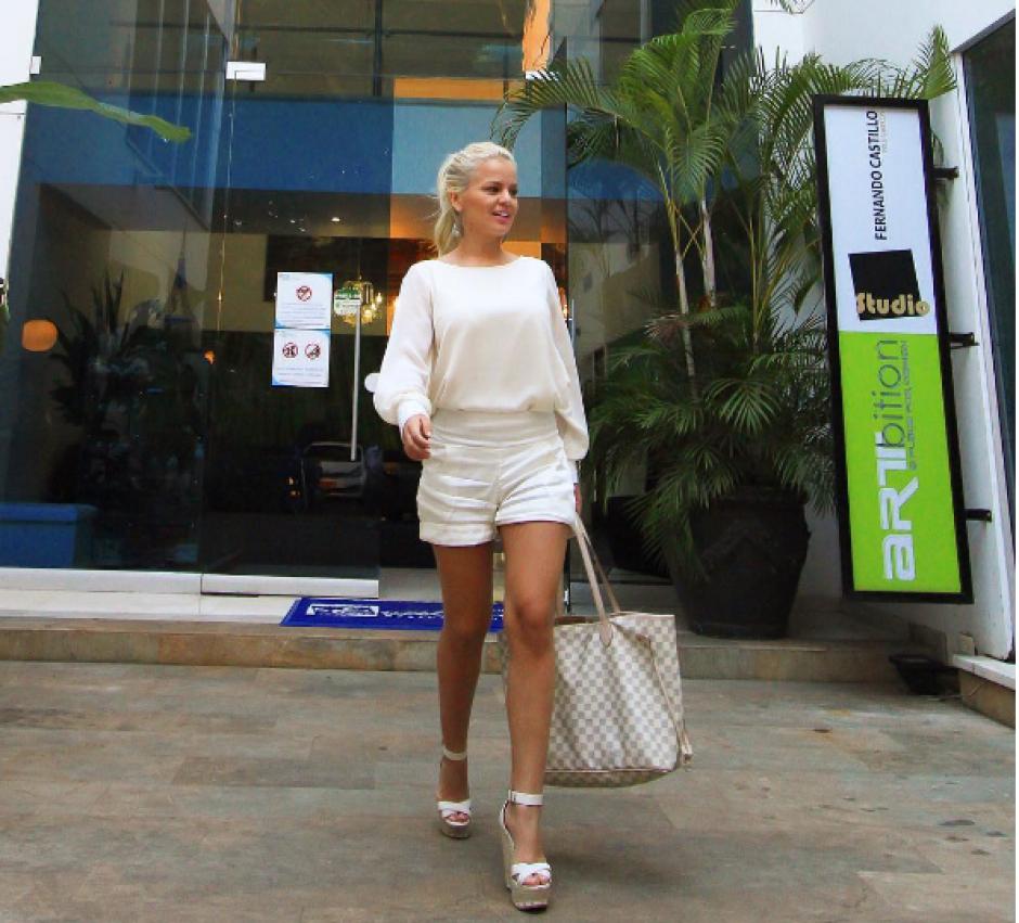 Valeria Guarán era muy querida por los caleños. (Foto: Instagram)