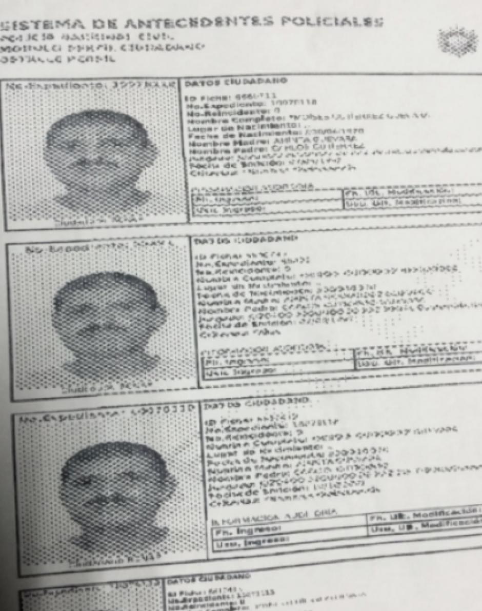 Gutiérrez contaba con 11 antecedentes policiacos al momento de ser aprehendido. (Foto: Twitter/@DanielTzoc_eu)