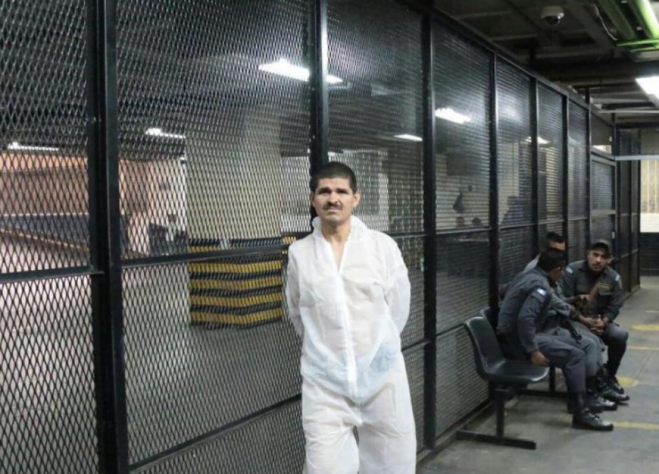 Moisés Gutiérrez fue detenido por la agresión de una mujer en la calle el pasado 24 de agosto. (Foto: Archivo/Soy502)