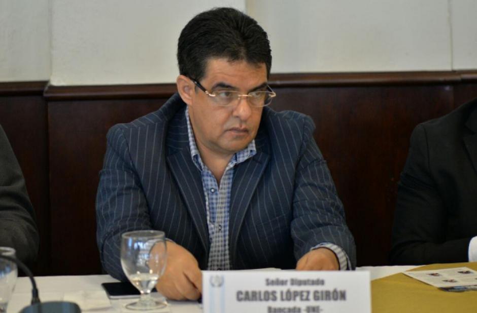 Entre el personal del legislador Carlos López Girón, figuran al menos tres plazas de personas que no asistían al Congreso. (Foto: Archivo/Soy502)