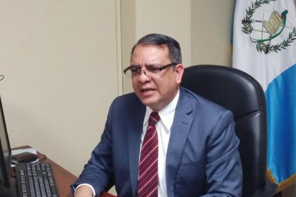 El exdiputado Selvin García también habría solicitado cinco plazas. (Foto: Archivo/Soy502)