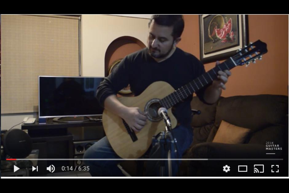 """Con este video José Luis clasificó con más de 21 mil """"me gusta"""". (Foto: Captura de YouTube)"""