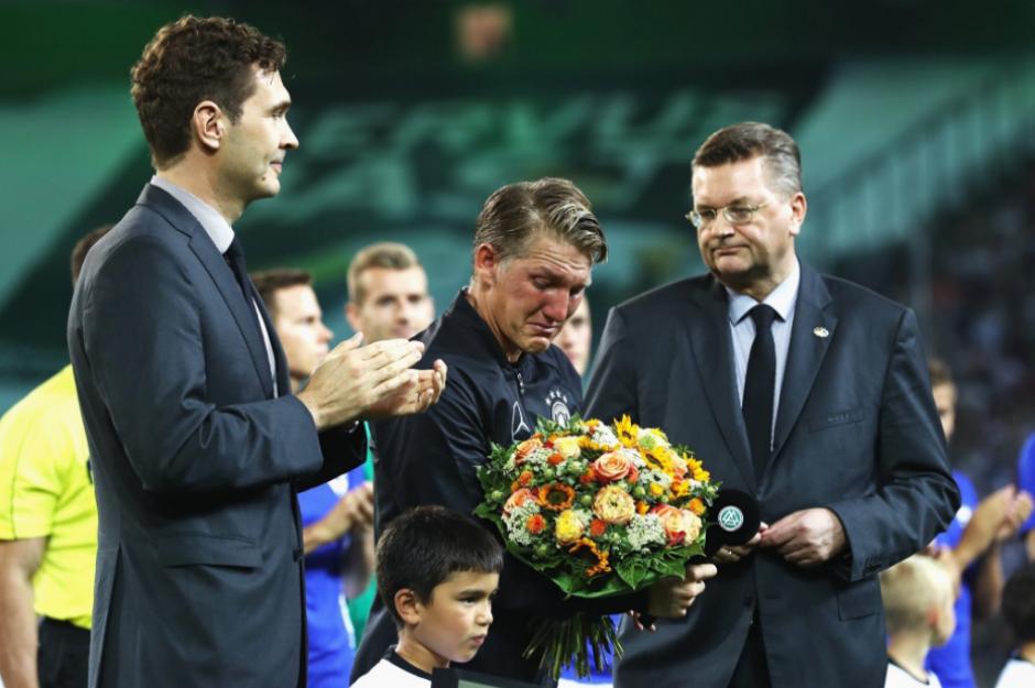 En la Euro marcó un gol, pero perdió en semis contra Francia. (Foto: AFP)