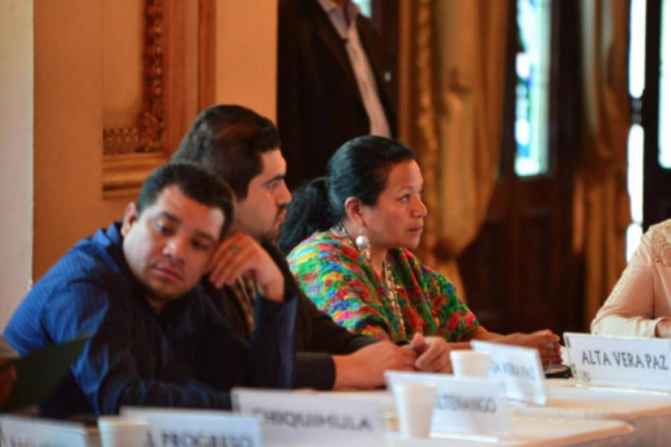 La Gobernadora Estela Ventura desistió la semana pasada de su denuncia contra los legisladores. (Foto: Archivo/Soy502)