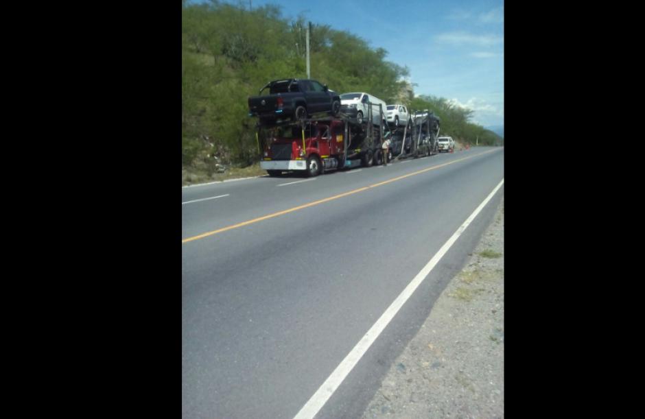 La PNC realiza operativos constantes en las rutas del país. (Foto: PNC Tránsito)