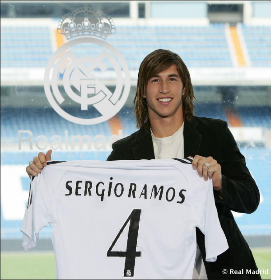 Sergio Ramos estuvo cerca de no llegar al Madrid, hoy es el capitán. (Foto: RealMadrid.com)