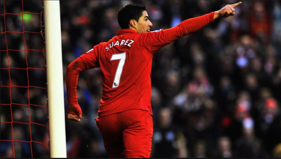 Luis Suárez llegó al Liverpool del Ajax y se convirtió en leyenda. (Foto: Mirror.uk)