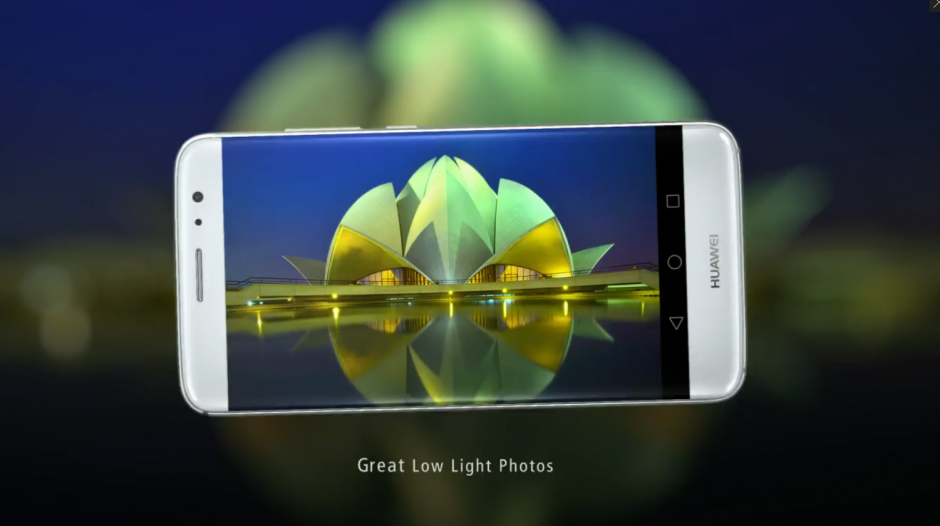 Huawei presentó su nueva serie Nova, móviles de gama media-alta. (Imagen: captura de pantalla: Huawei)