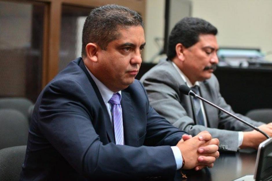 Según la investigación, Charchal solicitó a Juan Carlos Monzón ayuda para ser electo como magistrado. (Foto: Archivo/Soy502)