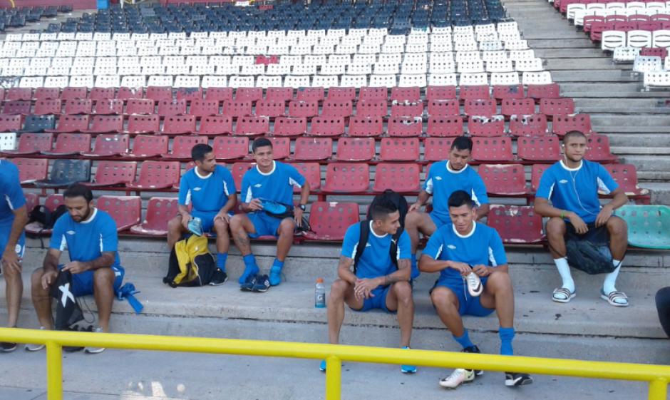 Este partido es clave para las aspiraciones de ir a un Mundial. (Foto: Luis Barrios/Soy502)