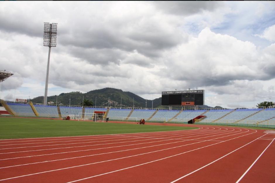 El estadio Hasely Crawford recibe a ambas selecciones. (Foto: Luis Barrios/Soy502)