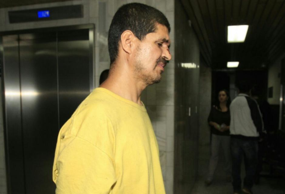 Moisés Gutiérrez Guevara fue ligado a un segundo proceso por los delitos de asesinato y agresión sexual. (Foto: Wilder López/Soy502)