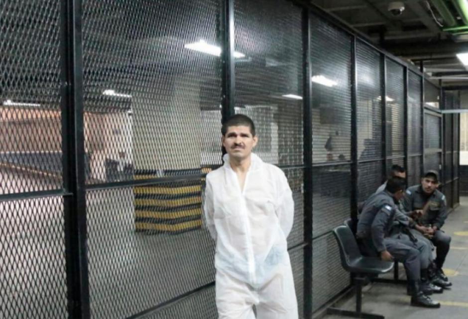 Gutiérrez Guevara fue capturado el pasado 24 de agosto cuando agredió a una indigente. (Foto: Archivo/Soy502)
