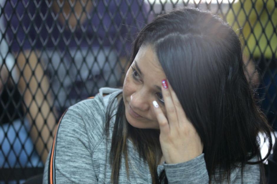 Mejía fungía como directora de Recursos Humanos en el Registro de la Propiedad. (Foto: Wilder López/Soy502)