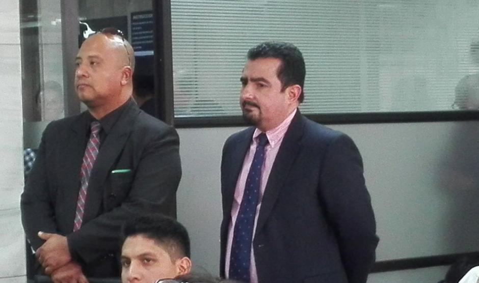 Vernon González enfrenta un juicio por coaccionar a una magistrada para que emitiera una resolución favorable para el Partido Patriota. (Foto: Marcia Zavala/Soy502)