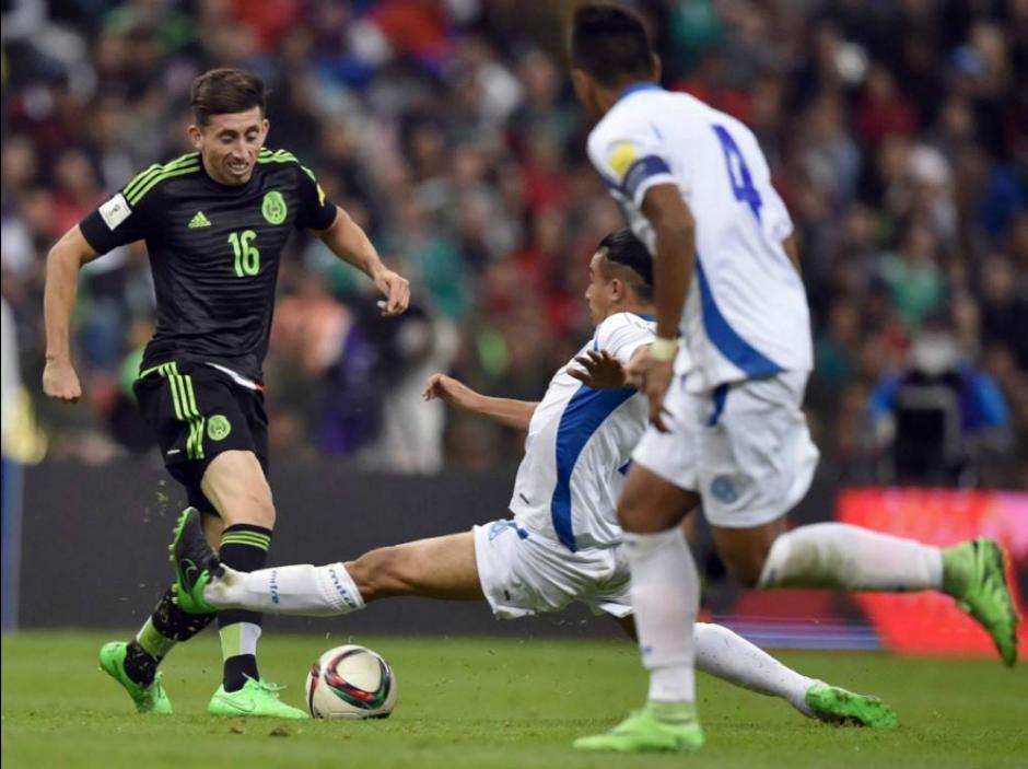 México no se juega nada contra El Salvador, que tiene poca esperanza. (Foto: MiSeleccionMX)