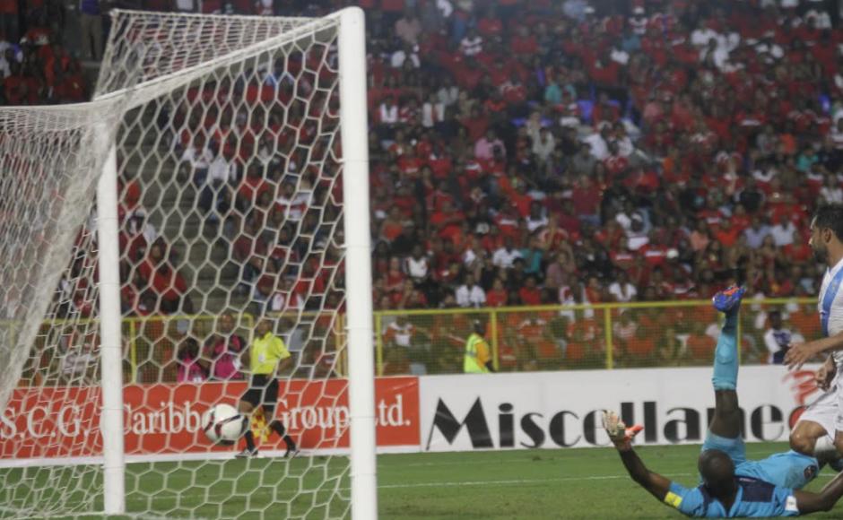 """De nuevo el """"Pescado"""" anotó el gol del empate. (Foto: Luis Barrios/Soy502)"""