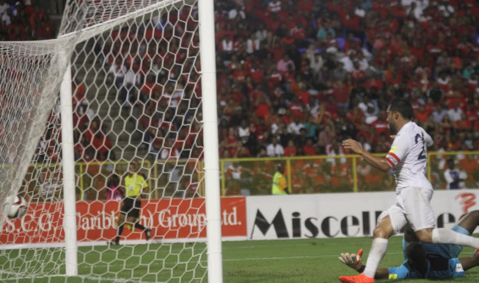 Aunque anotó dos goles no le alcanzó a Guatemala. (Foto: Luis Barrios/Soy502)
