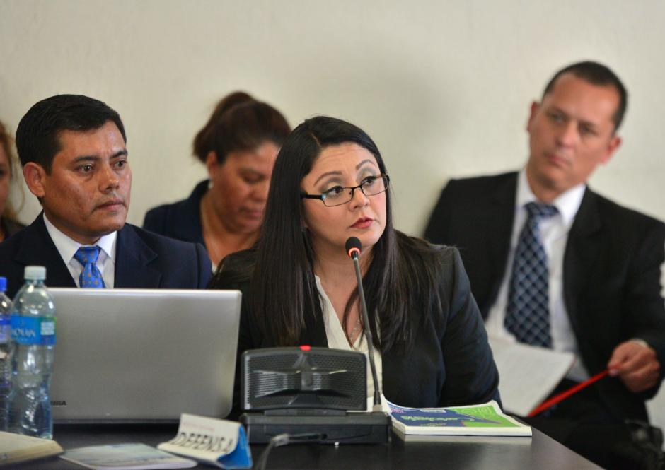 Clara Maribel Carballo la representante legal de la empresa está ligada por fraude. (Foto: Archivo/Soy502)