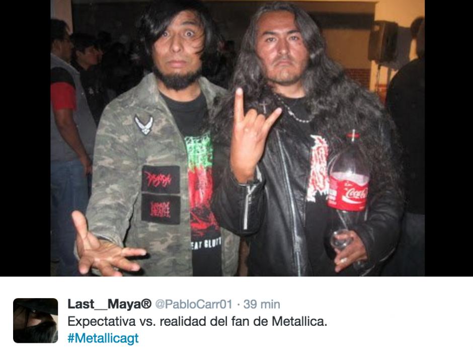 En Latinoamérica las redes sociales mantuvieron la tendencia. (Foto: Twitter/@PabloCarr01)