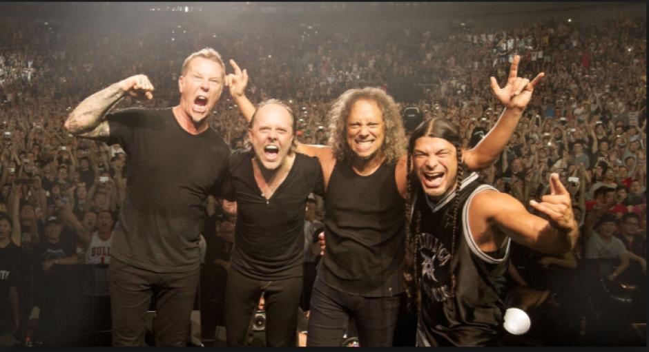 La banda estará en Guatemala el 3 de noviembre. (Foto: www.riffyou.com)