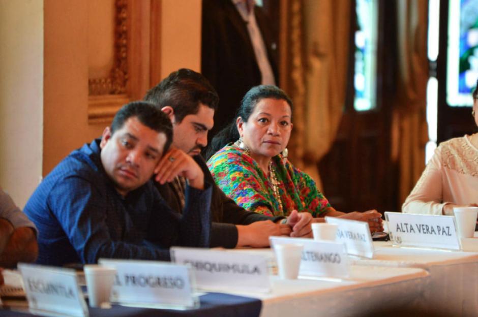 Los diputados serán investigados por presionar y hacer comentarios despectivos a la gobernadora de Alta Verapaz. (Foto: Archivo/Soy502)