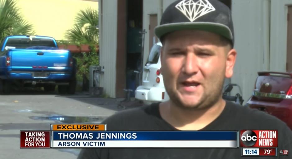 El dueño del carro dijo desconocer a la mujer por quien ofrece una recompensa para que sea capturada. (Imagen: captura de YouTube)