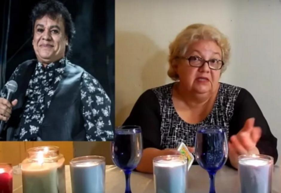 """""""Alicia la Psíquica"""" asegura que Juan Gabriel está vivo y que fingió su propia muerte"""