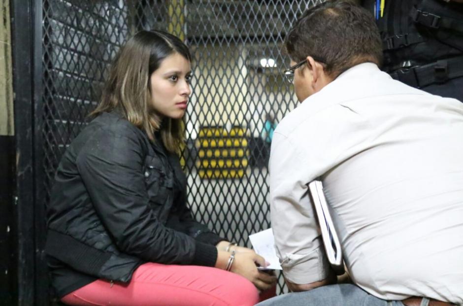 La mujer de 18 años intentaría un atentado. (Foto: Alejandro Balán/Soy502)