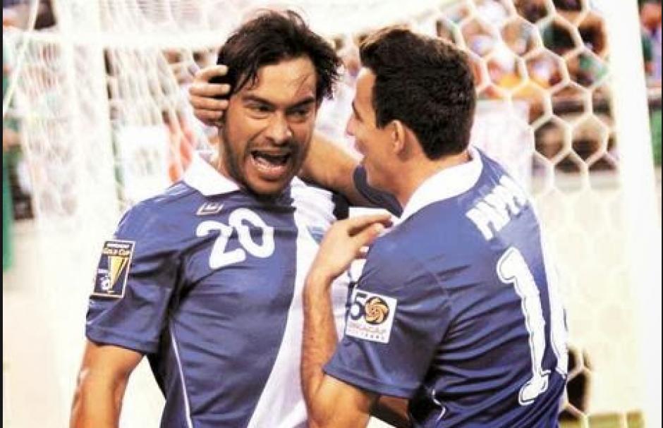 Ocho años coincidieron en la Selección. (Foto: SeleccióndeGuatemala.com)