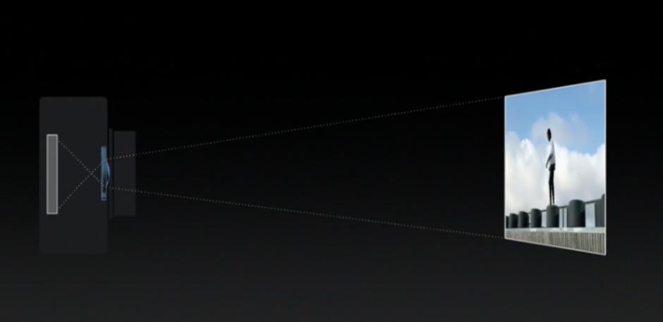 La segunda cámara del iPhone 7 es un telefoto con mayor zoom. (Foto: Apple)