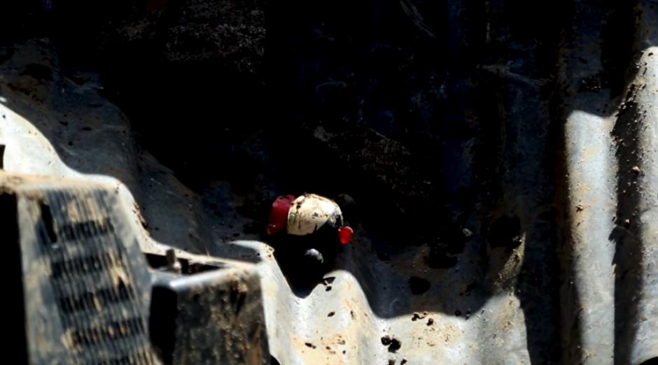 Un pequeño de 8 años continúa desaparecido luego de las fuertes lluvias que azotaron la colonia Santa Isabel II en Villa Nueva. (Foto: Alejandro Balán/Soy502)