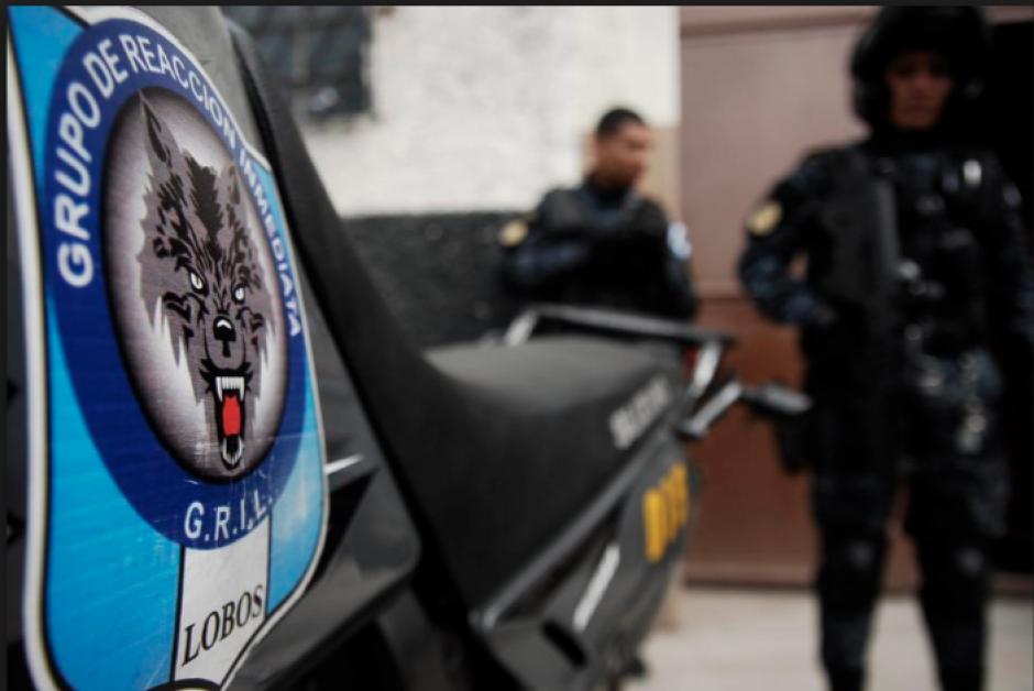 La semana anterior fue un agente en la zona 18. (Foto: Archivo/Soy502)